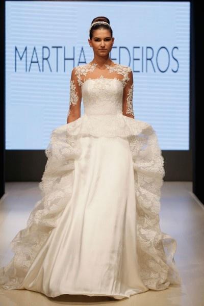Casamoda noivas Martha Medeiros
