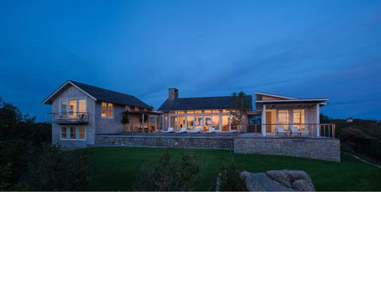 Block Island Swede Hill Estes Twombly Architects Maine