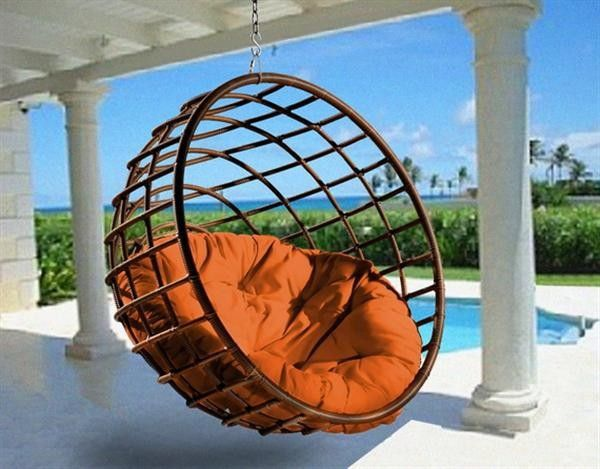 Superior Best 20+ Outdoor Hanging Chair Ideas On Pinterest | Garden Hanging Chair,  Outdoor Swing Chair And Hanging Hammock Chair