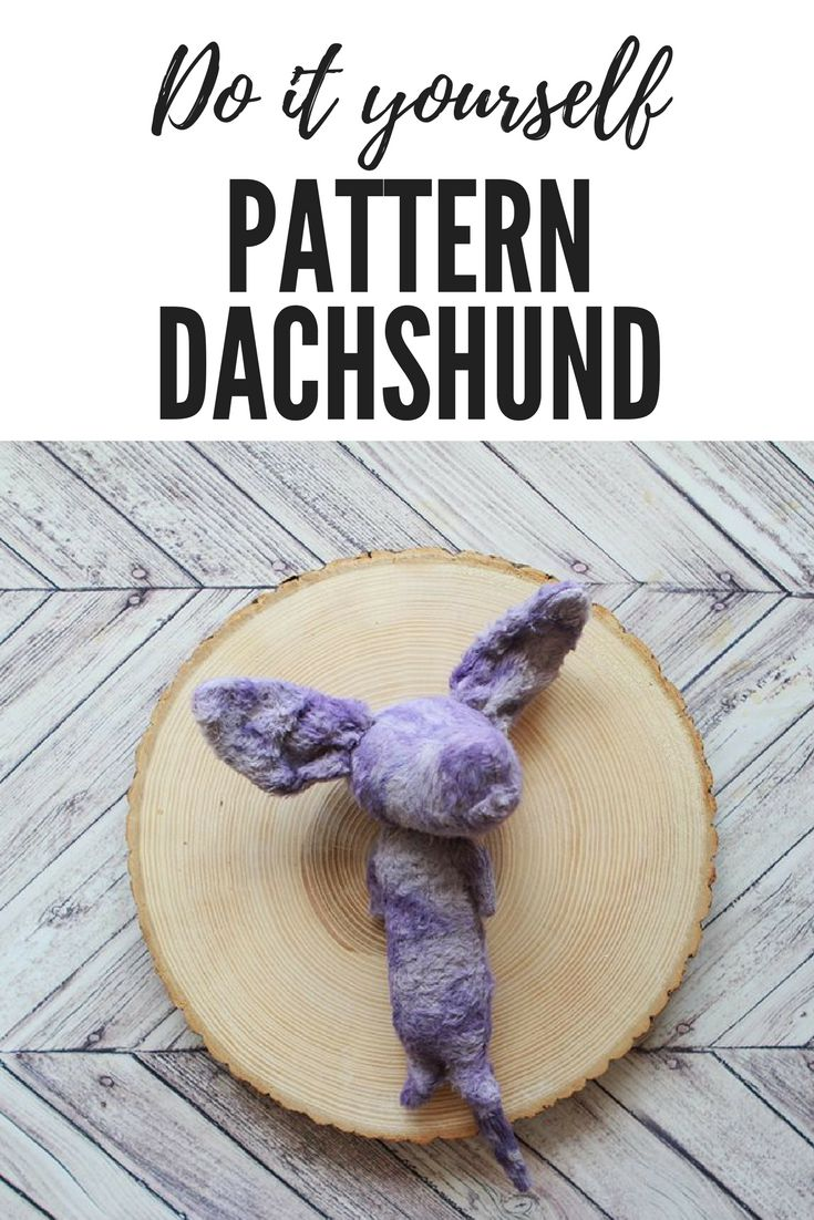 49 best custom pet portrait katya makogon images on pinterest do it yourself pattern dachshund teddy bear do it yourself as a home decor soft toy solutioingenieria Image collections