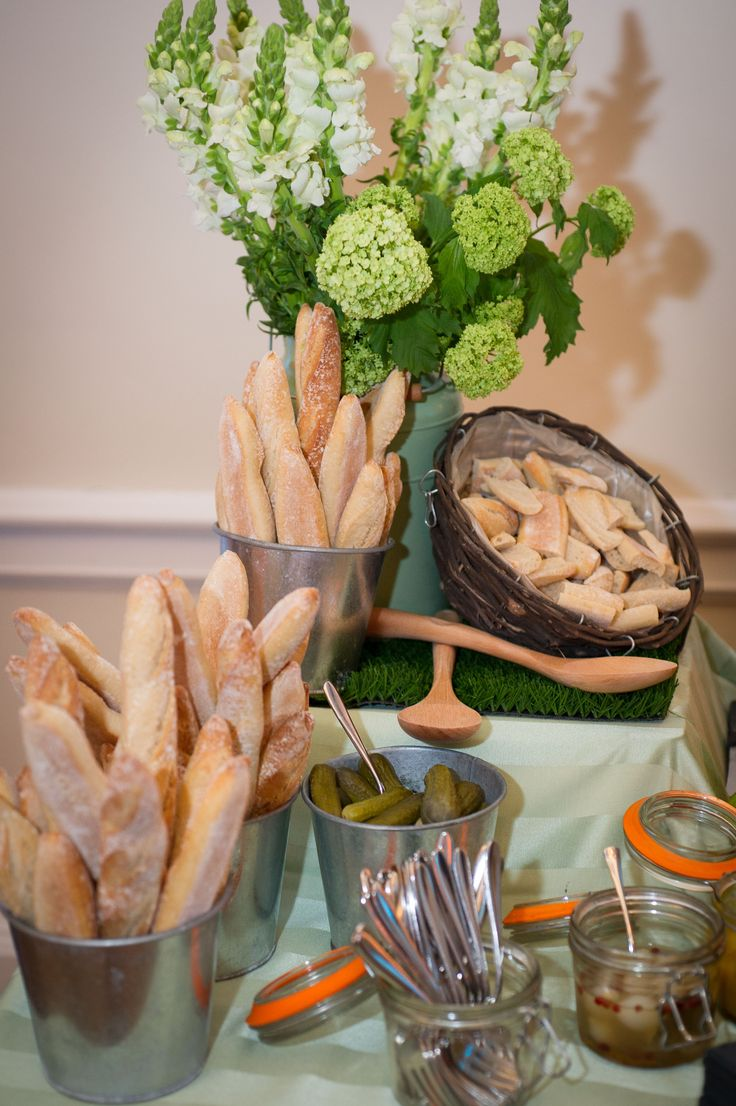 Build Your Own Ploughmans Bar by Acclaim at Victorian townhouse Kent House Knightsbridge showcase event
