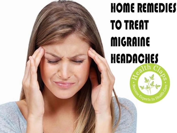 Home Remedies and Treatment for Migraine Headaches....There are many medicines to cure migraine headaches but, these won't give permanent relief. Try these migraine home remedies, treatment for migraine headaches.