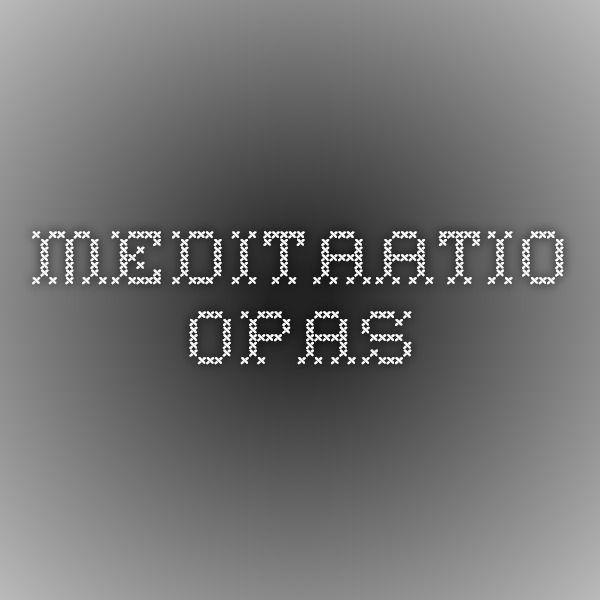 Meditaatio-opas