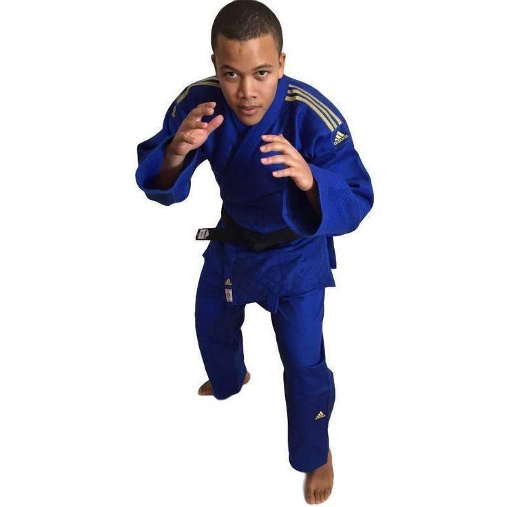 .#Judogui ADIDAS CLUB CHAMPION II kimono judo Azul - €179.90   https://soloartesmarciales.com    #ArtesMarciales #Taekwondo #Karate #Judo #Hapkido #jiujitsu #BJJ #Boxeo #Aikido #Sambo #MMA #Ninjutsu #Protec #Adidas #Daedo #Mizuno #Rudeboys #KrAvMaga #Venum
