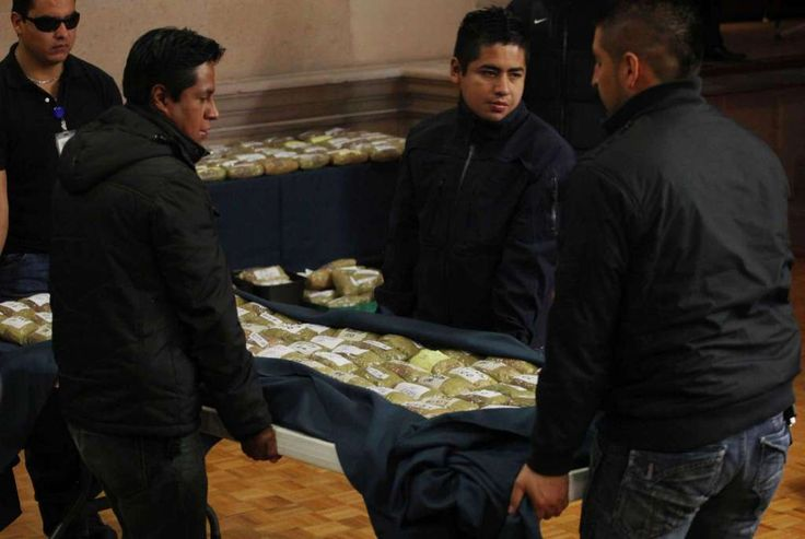 15.	The Jalisco New Generation Cartel has seen unprecedented expansion, growing to a major group in only five years, according to The Associated Press. Photo: Alexandre Meneghini, Associated Press / AP2012