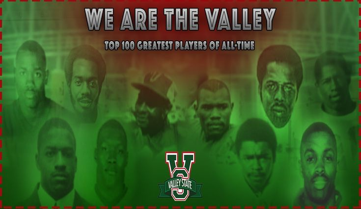 Mississippi Valley State University Football Top 100 Greatest Players of All-Time.