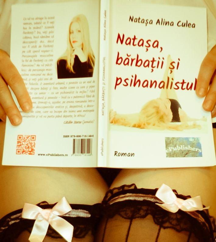 Natasa, barbatii si psihanalistul - carti online