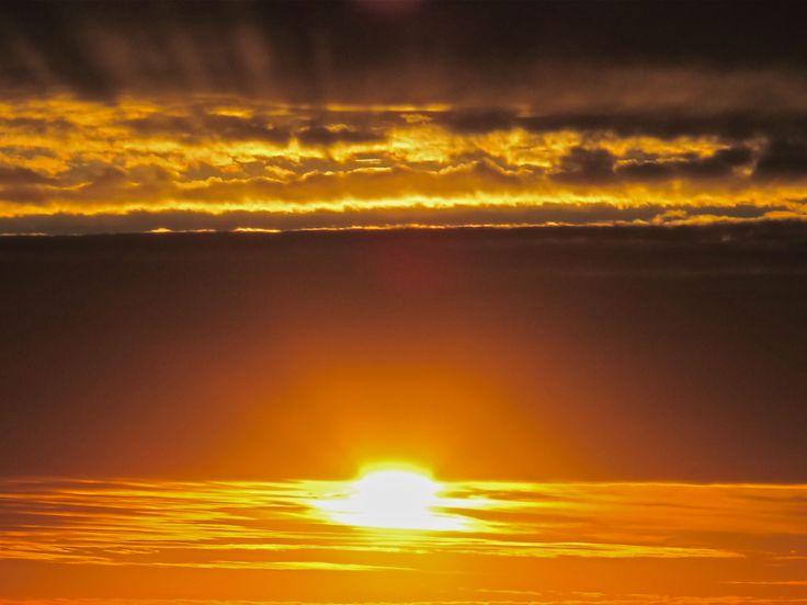 BC Lower Mainland Sunset