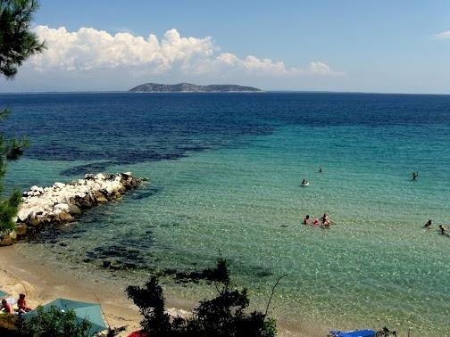 Tarzan beach- Thassos