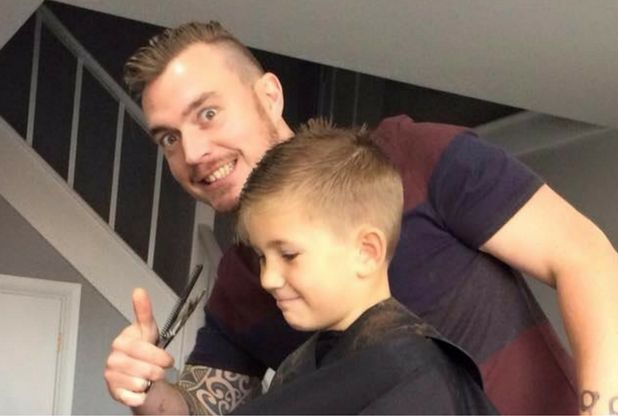 Ex-army soldier Andy Hatton set to open barber shop in Langport