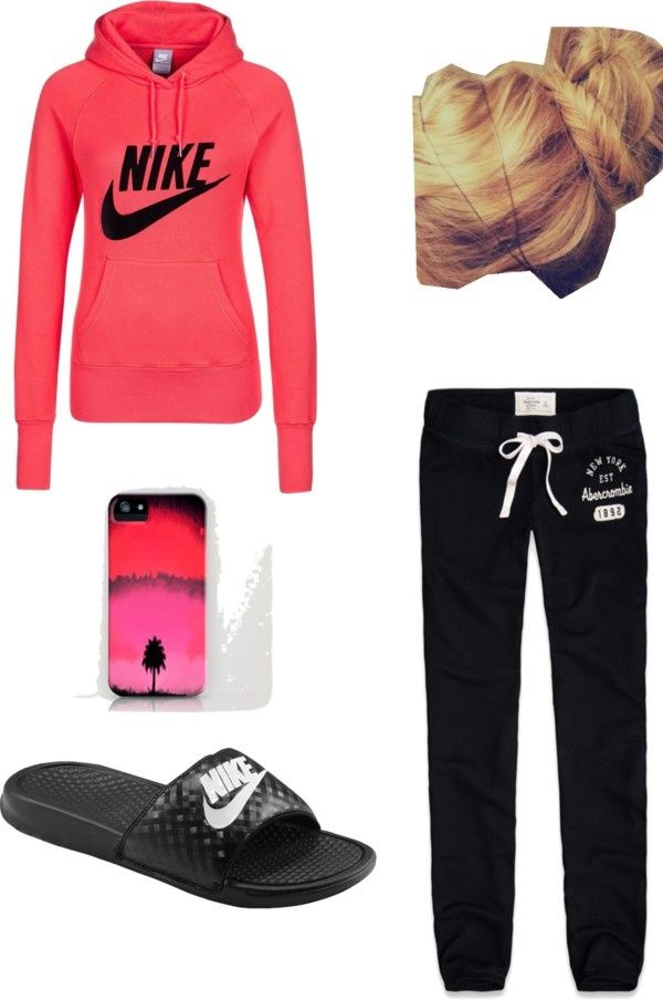 Best 25 Sweatpants Outfit Ideas On Pinterest Nike