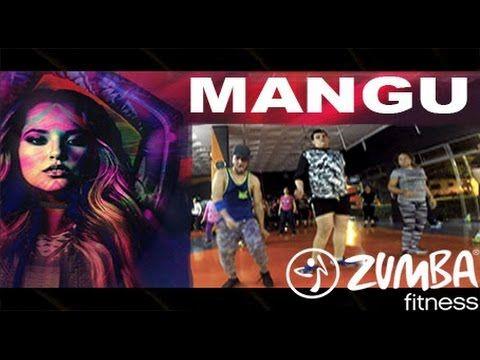 Mangu - Becky G Dance Fitness - Alex Tatoo Chilango Style