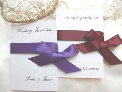 11 best handmade anniversary invitations uk images on pinterest 60p each wedding invitations wedding invites christening 2015 2016 http stopboris Images