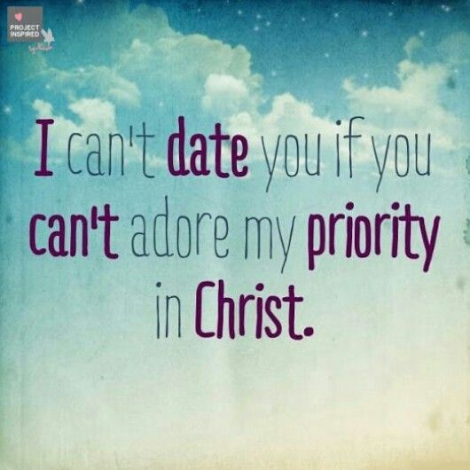 Christian dating first date