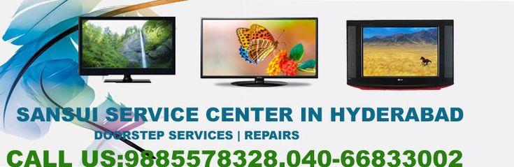 Sansui Service Center in Hyderabad Contact No.+91-9885578328, 040-24547649. Sansui  Service Center in Hyderabad opens 365 days 24/7 to provide best quality services to our customers. #sansui , #home , #appliances , #repair , #hyderabad .