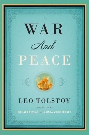Tolstoy's epic tale.  Learn more at GoodReads: http://www.goodreads.com/book/show/656.War_and_Peace