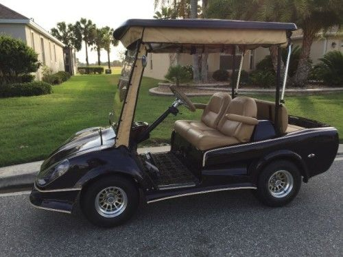 2010 Yamaha, gas golf cart for sale with many extras. Speedometer/gas gauge/mileage counter, stereo/CD player, locking trunk, golf bag holder accessories, custom paint and carpeting. Asking ...