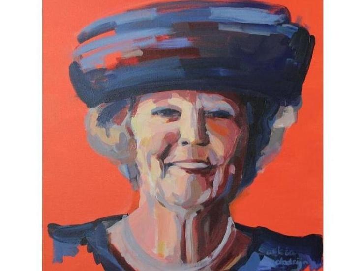 Saskia Obdeijn 2013 Saskia Obdeijn is beeldend kunstenaar en docent. Ze is in 1981 geboren in het Overijsselse dorpje Lettele. Ze is opgeleid aan de Pabo in Deventer en ArtEZ in Zwolle, richting Illustratie. Momenteel specialiseert ze zich in portretschilderijen en figuurstukken In haar schilderijen staat de mens centraal. Onlangs is een schilderij van Obdeijn uitgekozen voor de tentoonstelling 'Beeld van Beatrix' in paleis Het Loo ter ere van Beatrix' 75e verjaardag