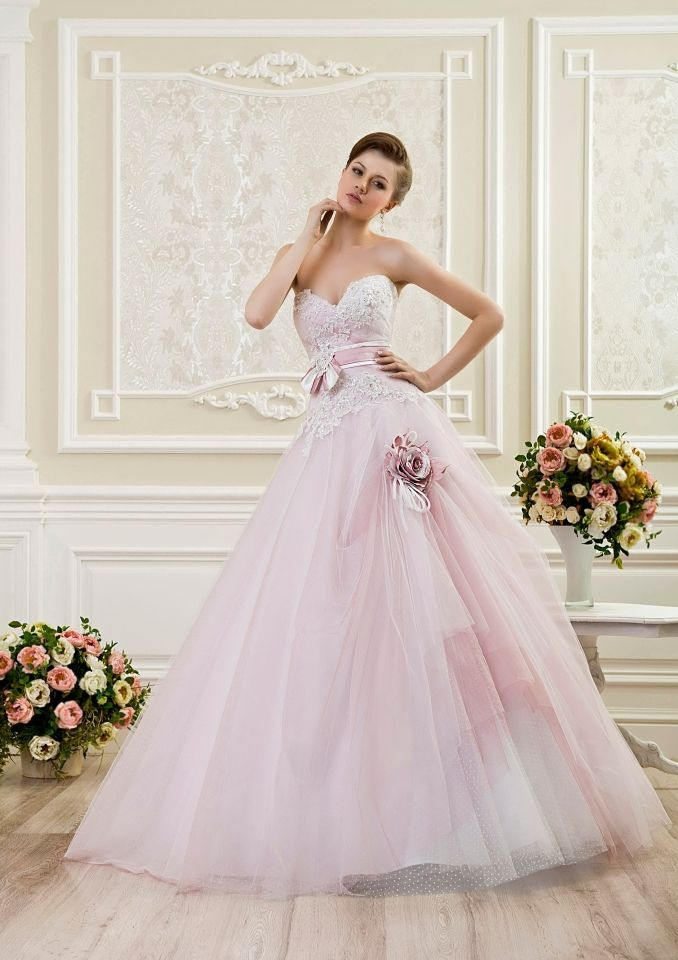 Vestidos de novia :: Flory·s Raspberry