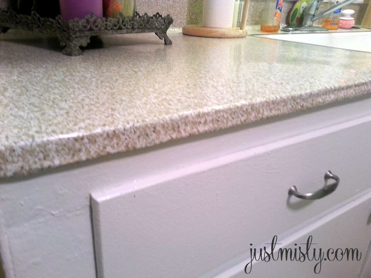 Kitchen Diy Redo Your Laminate Or Formica Counter Tops