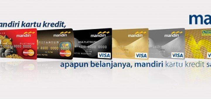 kartu kredit mandiri 1