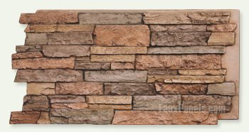 This is the one we thought we work best...Norwich Dakota Stone Wall | Fake Stone Panels