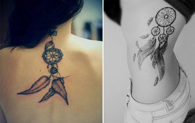 100 Fotos de Filtro dos Sonhos para tatuagens (As mais lindas!)