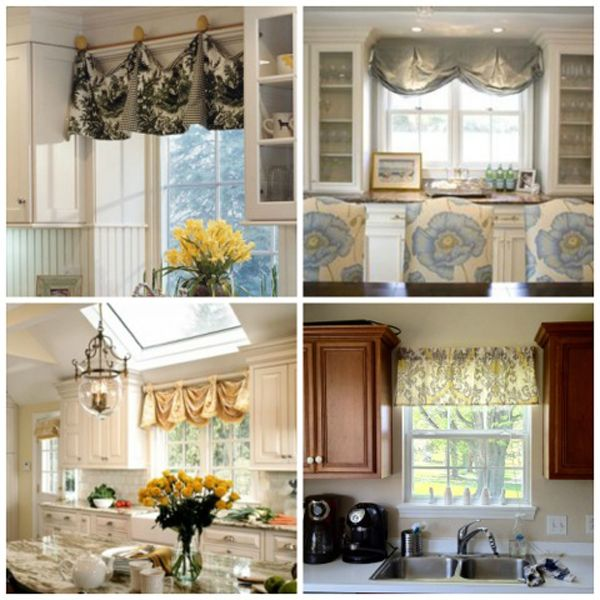 Kitchen Window Curtain Idea: 1000+ Ideas About Kitchen Window Treatments On Pinterest
