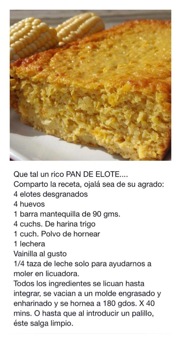 M s de 1000 ideas sobre recetas de pan de ma z dulce en for Cocina 5 ingredientes jamie
