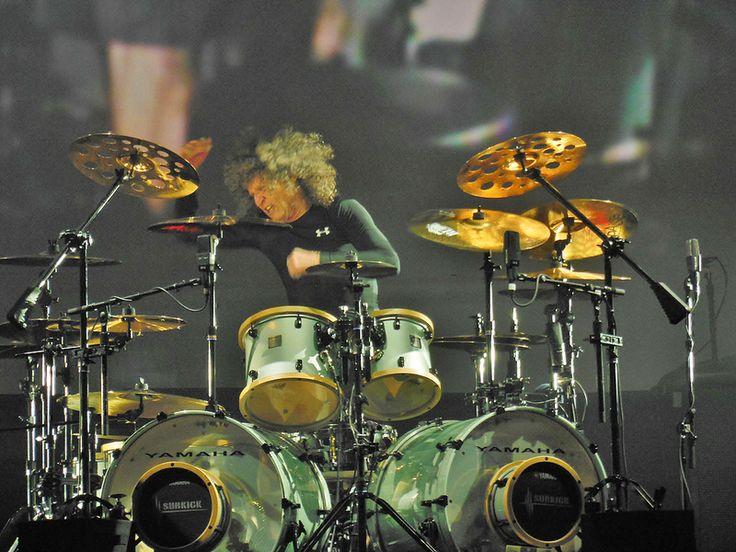 Tommy Aldridge, Whitesnake - hand drum solo | Whitesnake tak… | Flickr