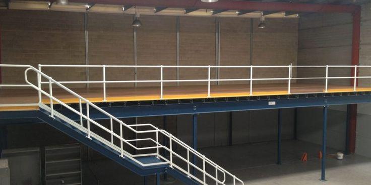 Best 25 mezzanine floor ideas that you will like on for Mezzanine floor ideas