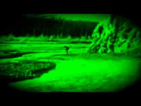 Strange sounds coming from swamp on Umatilla Indian Reservation