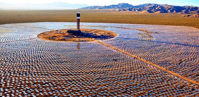 Morocco has activated the Noor I concentrated solar power (CSP) plant, the first part of a three-phase development in the Sahara Desert intended to supply more