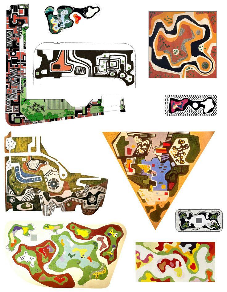 Diseños+Burle+Marx_paisajismo.jpg (1248×1600)