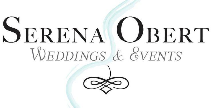 Serena Obert Wedding Planner  Logo by ImaginAction