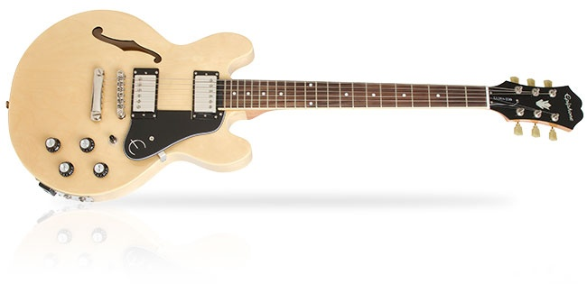 The Epiphone ES-339 Ultra. Would love one in cherry red.