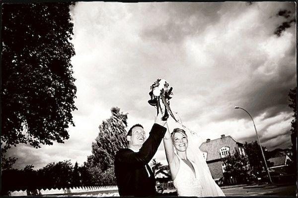 Bryllupsfotografering ved bryllupsfotograf