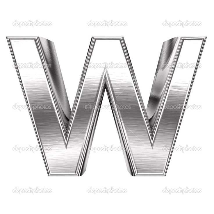 3-d letter font that look like metal - Google Search