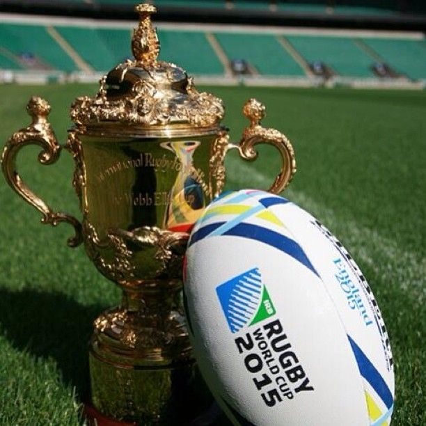 Watch out for the 2015 Rugby World Cup held in England this year from 18 September to 31 October! This will be the eighth tournament of its kind and is set to become the best-supported Rugby World Cup ever, bringing together fans from all over the world for a very special celebration of rugby. #RugbyWorldCup #England http://www.eventlife.com/event/rugby-world-cup