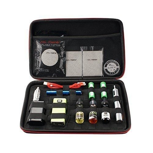 Coil Master 100% Authentic Kbag Universal Carrying Case / Portable Bag for Tools Liquids and More!