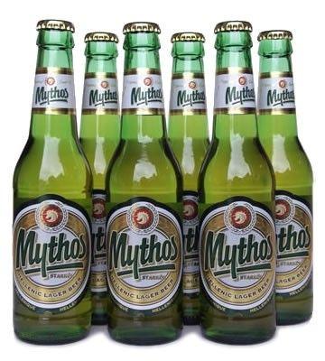 Mythos Bier 6er Pack