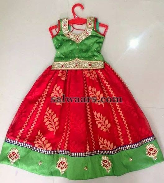 Red Skirt Stone Work Blouse | Indian Dresses