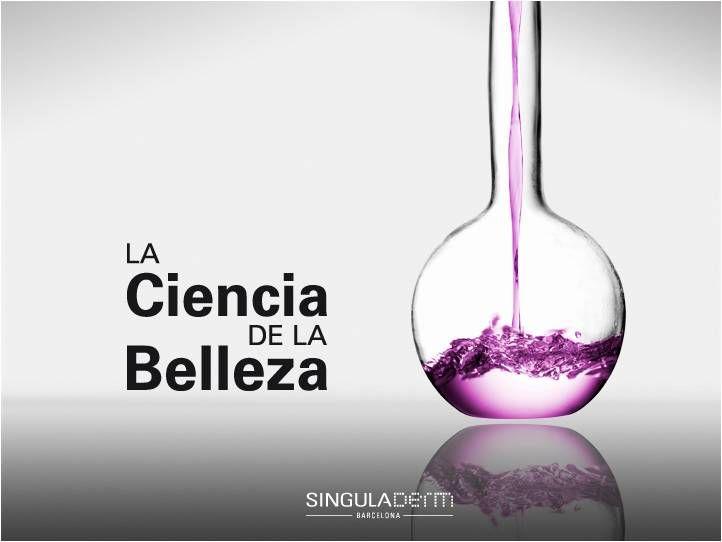 El blog de cosmética molecular escrito por y para personas. SingulaDerm.