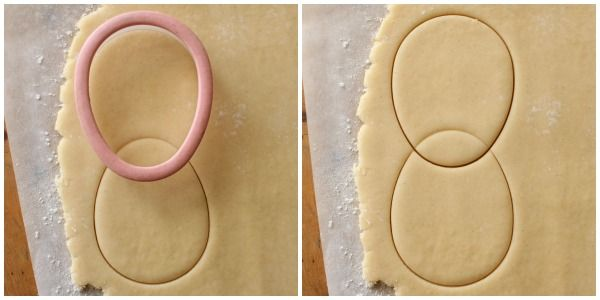 Simple Owl Cookie Cutter (use an egg to get 2 owls - cute!