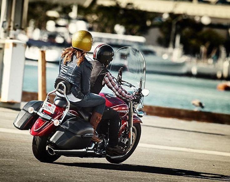 Time to cruise through the weekend! #Yamaha #StarRide #VStar1300 #Motorcycle #WeekendRide