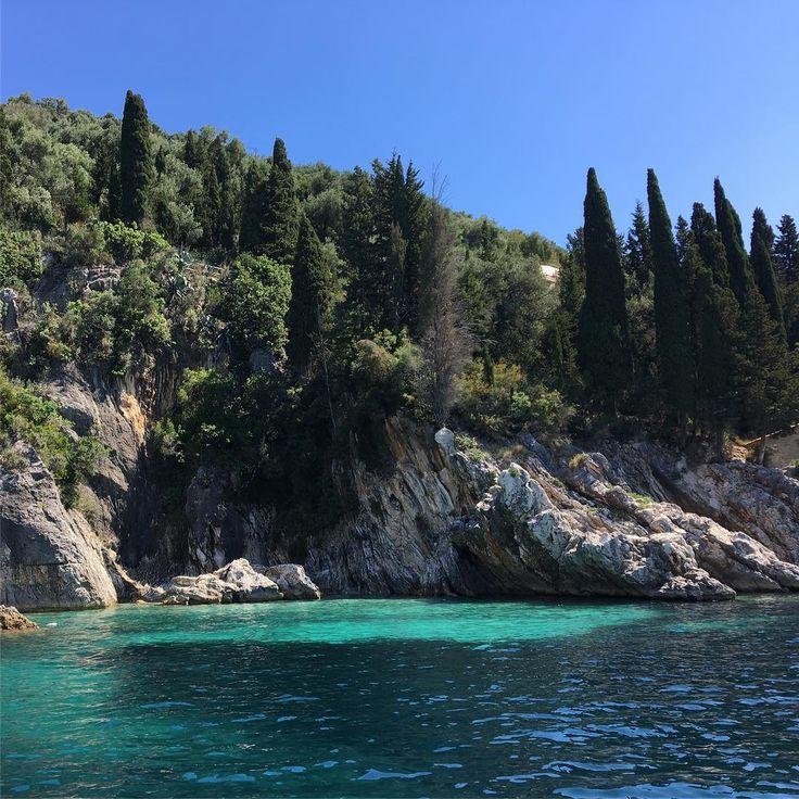 "16 Likes, 1 Comments - Daniela Boccola (@danielaboccola) on Instagram: ""Boat trip.. all'avventura in Corfù 😍😍😍 #corfu #boat #boattrip #neverstopexploring #greece…"""