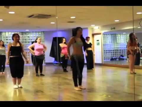 go-go dancing moves to lose weight