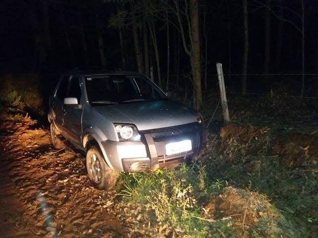 INFORMATIVO GERAL: Roubo de camioneta Ford/Ecosport em Montenegro