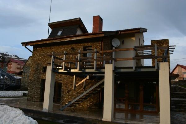 villa in ranca