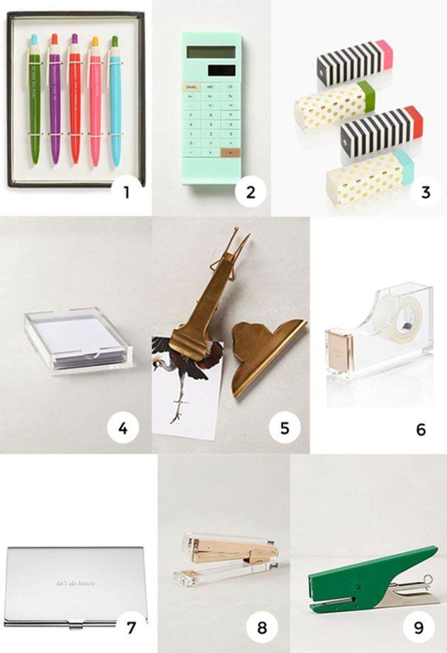 9 Unique Office Supplies
